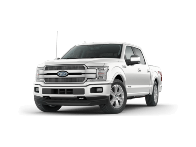 New 2018 Ford F-150 Platinum Crew Cab in Kansas City, MO